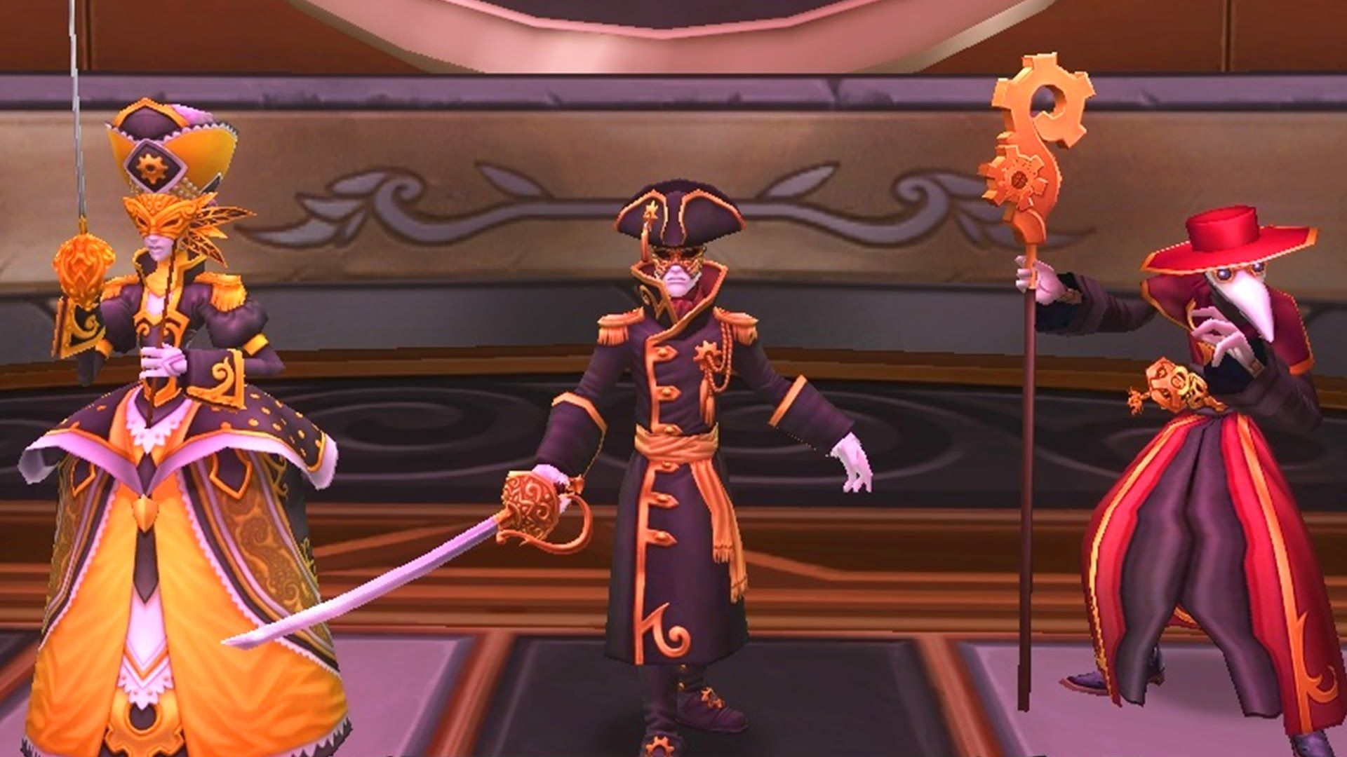 Pirate101: KANE FINAL BATTLE! - Test Realm | Pirate 101 in