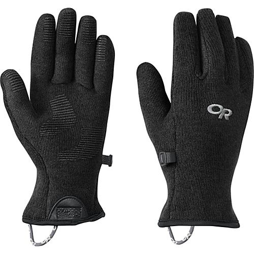 #FashionAccessories, #Gloves, #OutdoorResearch - Outdoor Research Longhouse Gloves Men's Black - SM - Outdoor Research Gloves