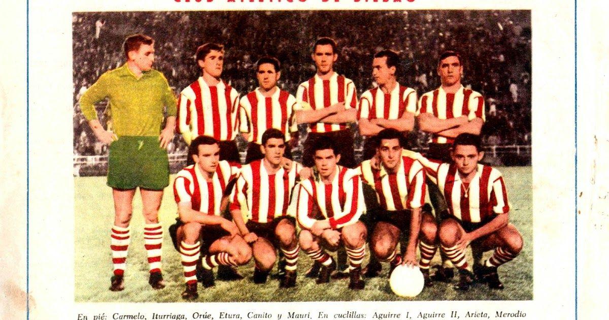 ATHLETIC CLUB desde la temporada 196061 a la 198990 (con
