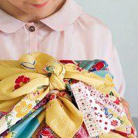 Un paquet cadeau à la japonaise - Marie Claire Idées