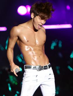 Resultado de imagen para jonghyun abs