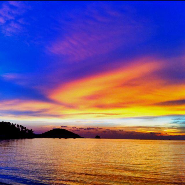 Missing > Sunset at Koh Mak | Thailand