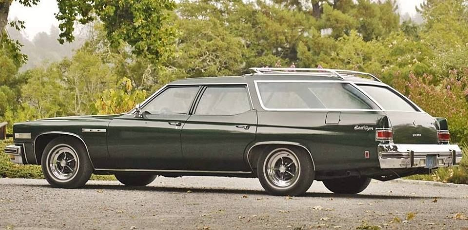 Reply |1975 Catalina Station Wagon Buick
