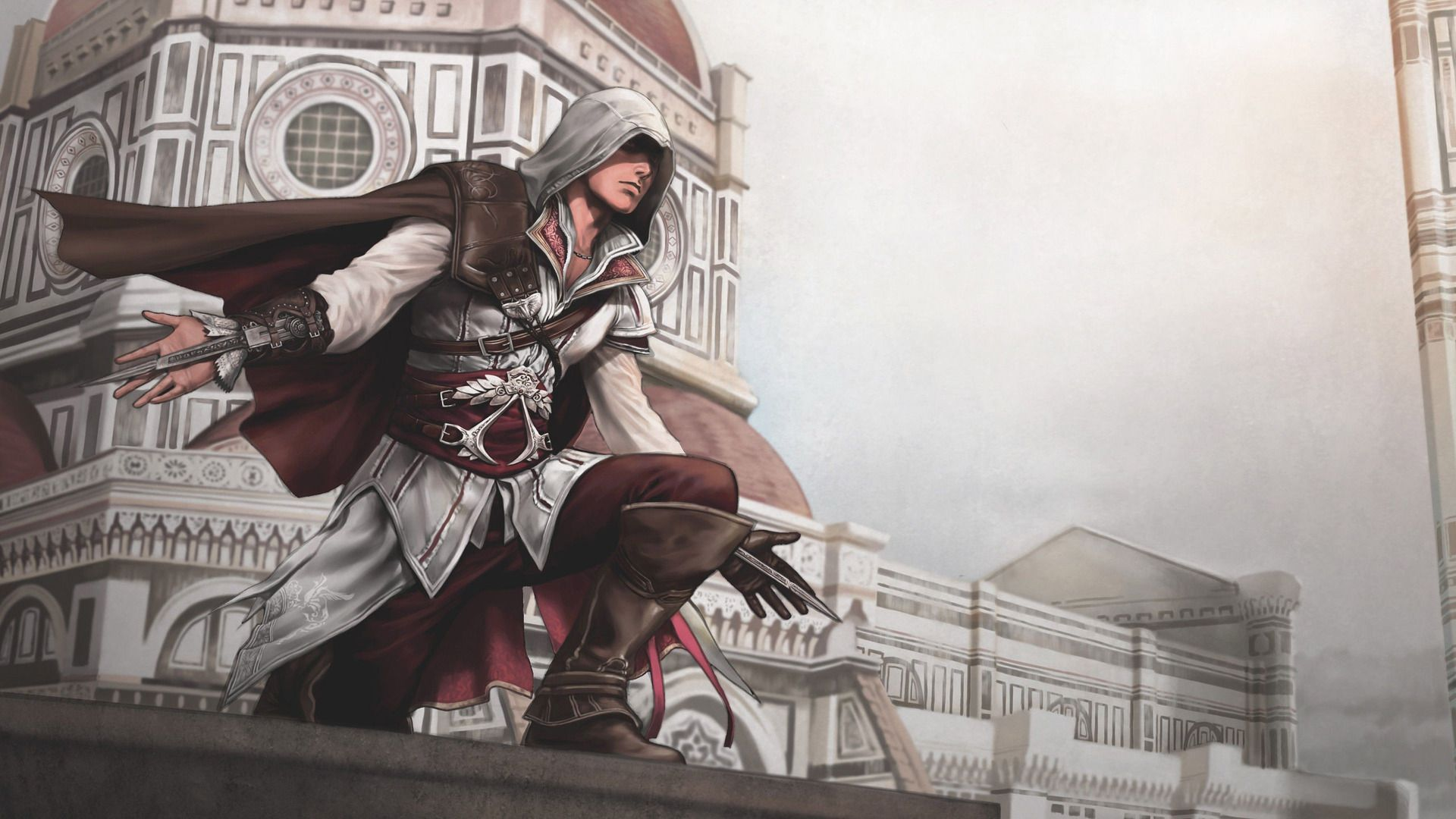 ezio hd wallpapers backgrounds wallpaper 1920×1080 assassin's creed
