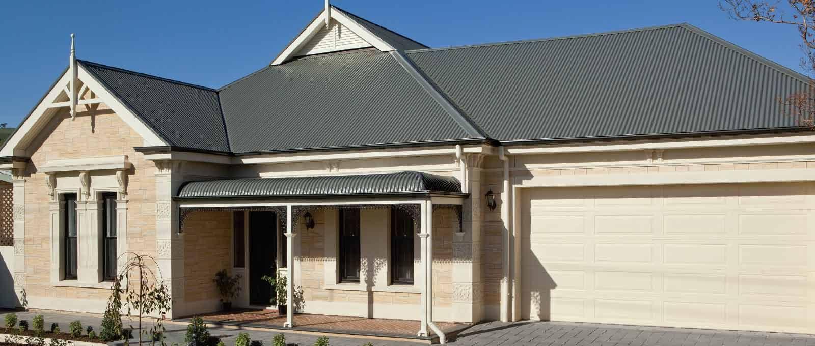 Image Result For Woodland Grey Roof Cream Coloured Bricks