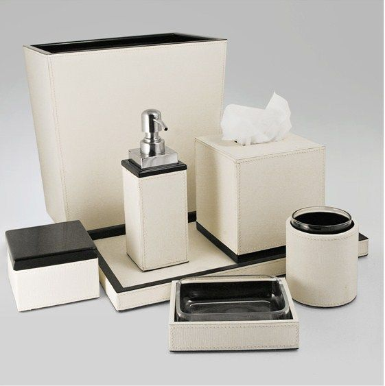 Luxury Hotel Bathroom Set Mother Of Pearl Items Available