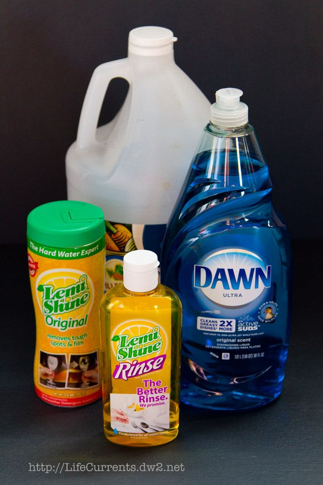 How To Get Really Clean Spotless Dishes Even With Hard Water Homemade Dishwasher Soap Cleaning Dishes Cleaning