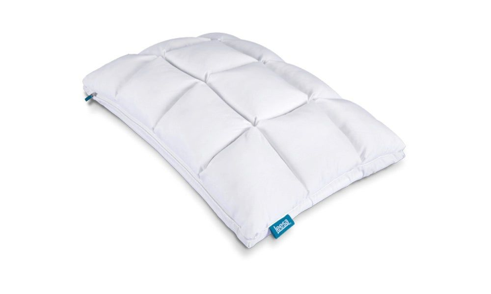 Leesa Hybrid Pillow Customizable Cooling Pillow For Hot Sleepers