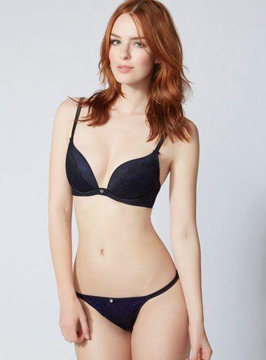 65ea71f97e019 Kerri cleavage plunge bra Buy Bra Online