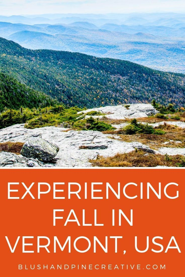 Fall in vermont vacation trips top travel destinations