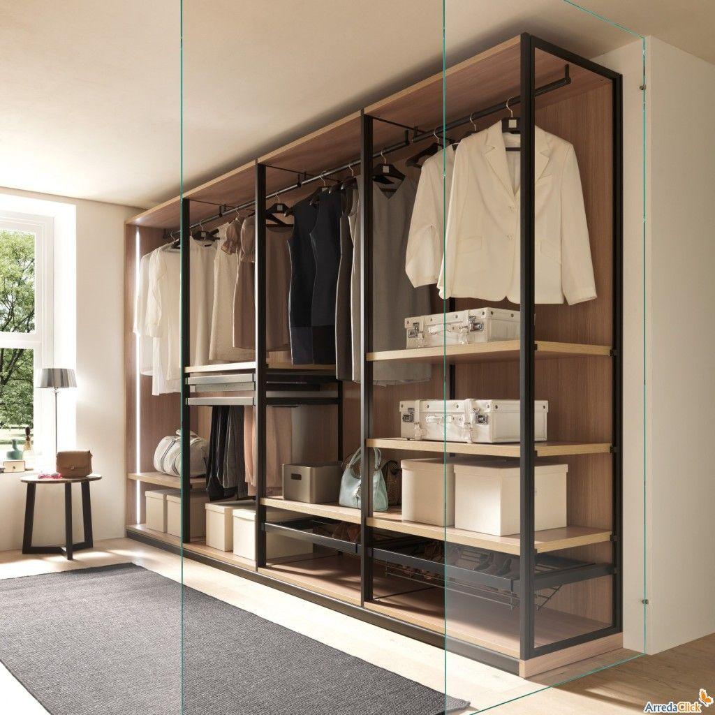 cabina armadio telaio metallo Google Search Muebles