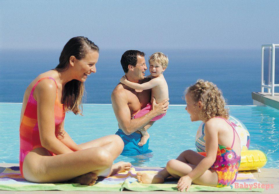 #Férias #babysteps #infográficos #crianças #família #destino #viagem #verão #sol #praia #piscina