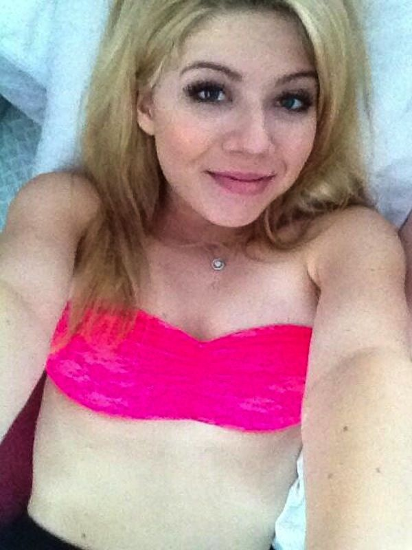 Jennette mccurdy underwear photo