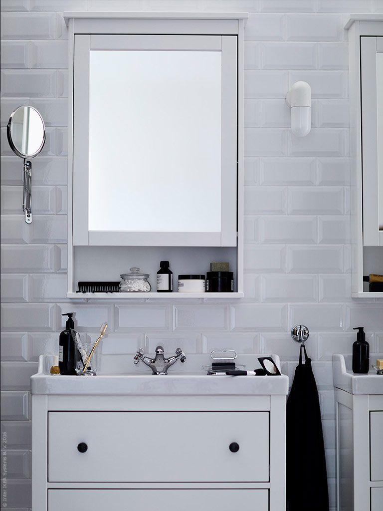 IKEA Deutschland | HEMNES ODENSVIK Waschbeckenschrank mit