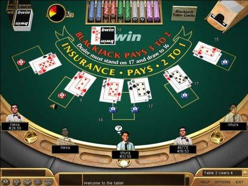 Play Blackjack For Real Money