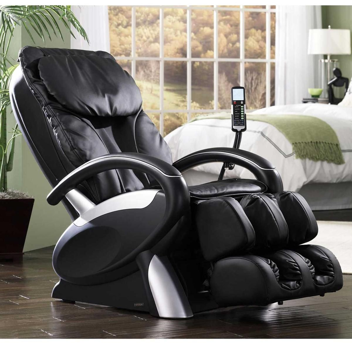 Start And End Your Day With A Relaxing Massage Cozzia Feel Good Series Shiatsu Massage Chair From Massagec Shiatsu Massage Chair Massage Chair Shiatsu Massage