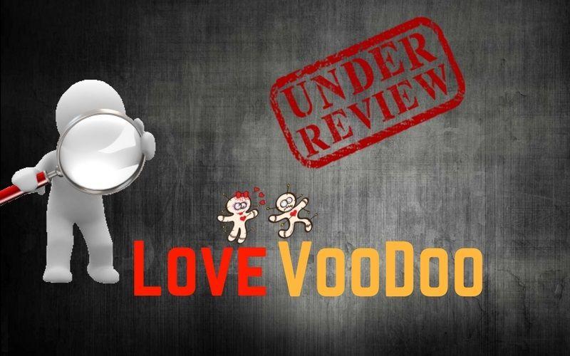Voodoo Dating Site.