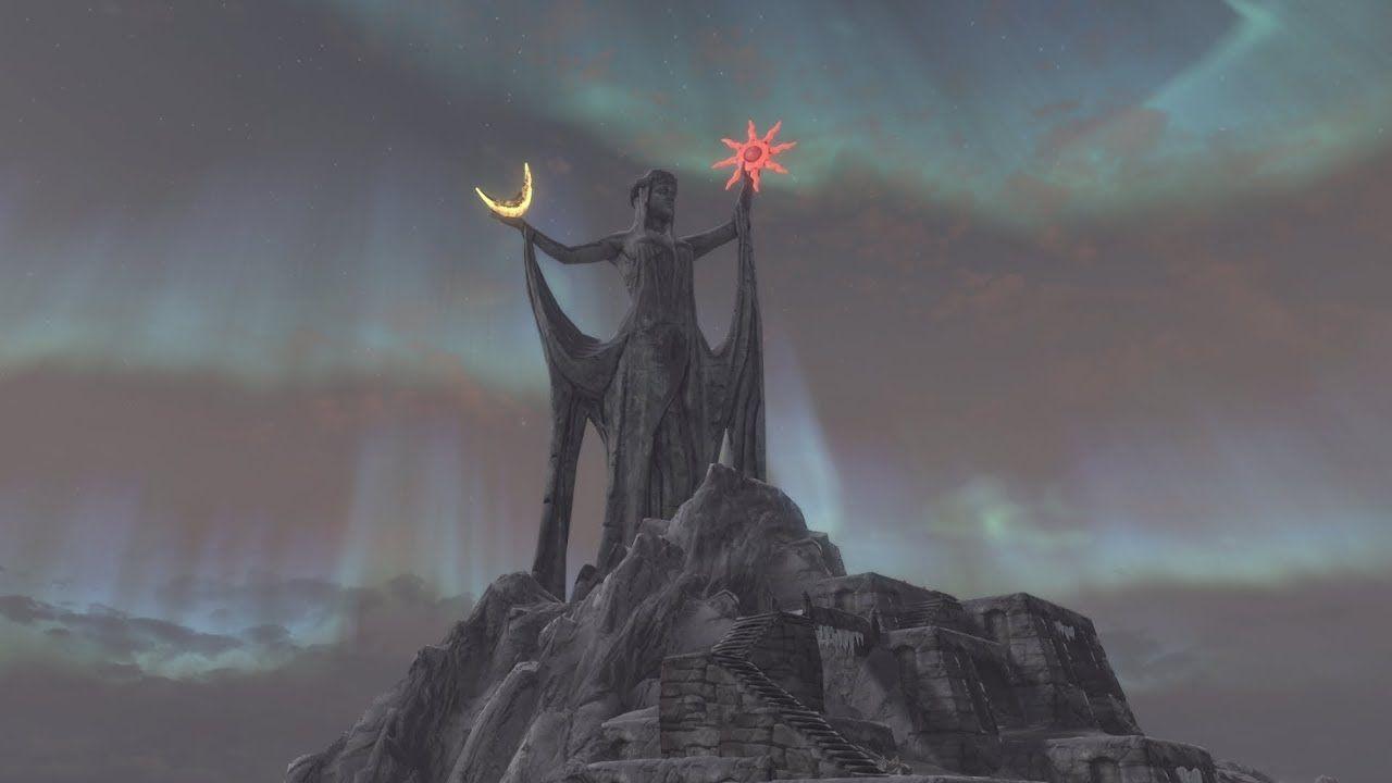 Skyrim Mod - Glowing Azura Statue #skyrim | My Favorite