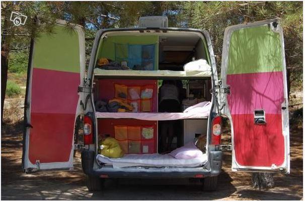 afficher l 39 image d 39 origine d coration int rieure pinterest camion amenager images et. Black Bedroom Furniture Sets. Home Design Ideas