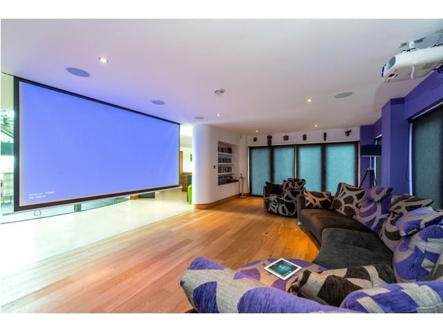 Cinema At Home Luxury Property 5 Bedroom House For Sale Eden Fife Scotland 649000 S1homes