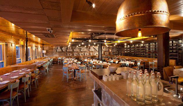 Catch Nyc Emm Group Mark Birnbaum Eugene Remm Michael Hirtensteinemm Group Mark Birnbaum Eugene Remm Restaurant New York Catch Nyc Nyc Restaurants