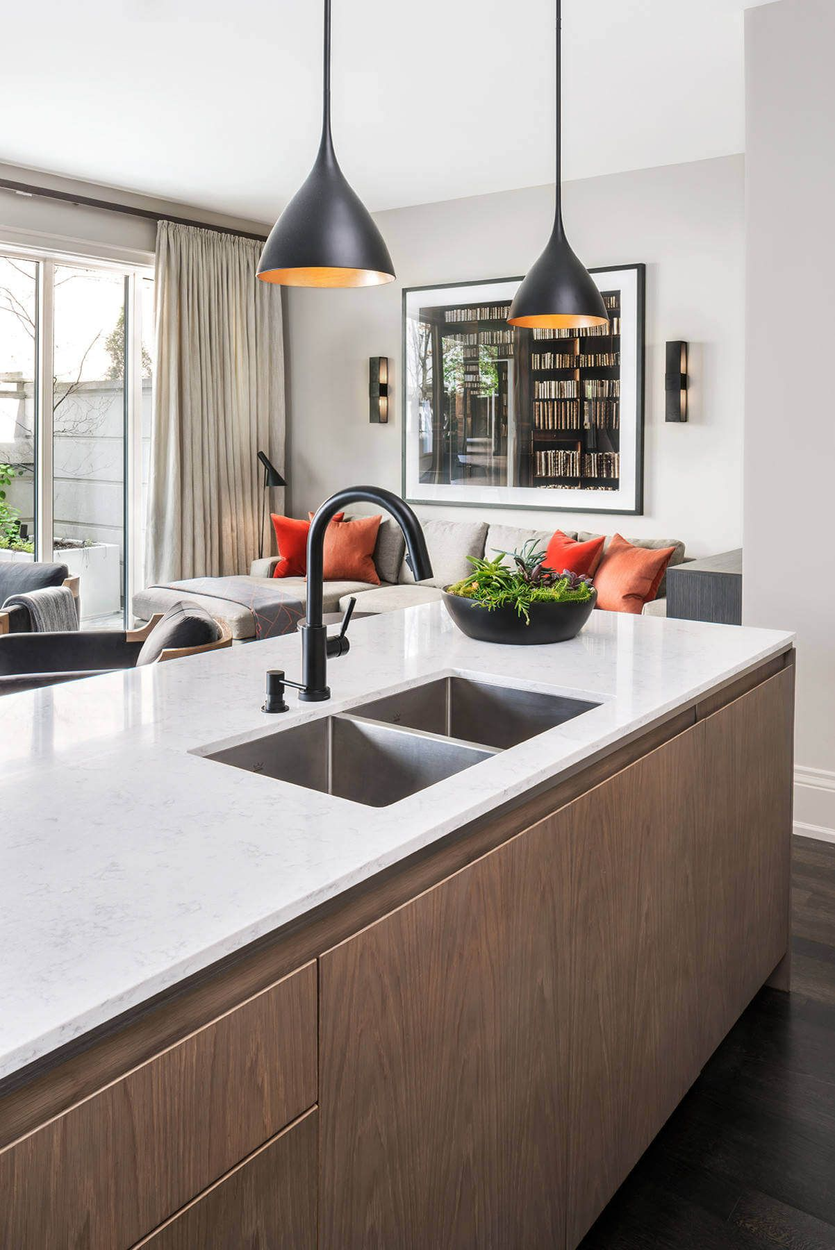 Home in toronto by laura hay decor u design kitchen home is