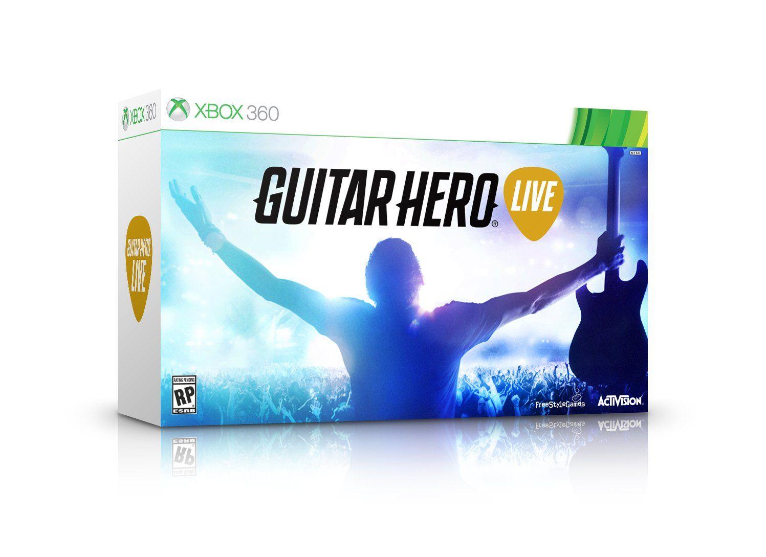 Guitar Hero Live - Xbox 360,#Hero, #Guitar, #Live, #Xbox ...