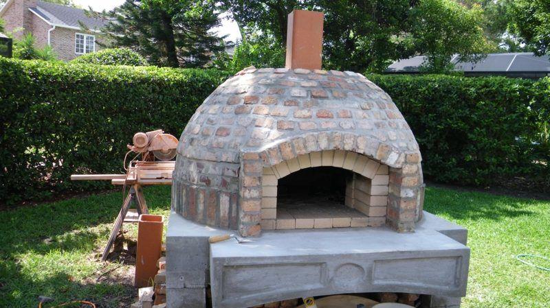 Pizzaofen Bauen Anleitung Und Fotos Diy Garten Haus Garten Zenideen Pizzaofen Bauen Pizzaofen Pizzaofen Selber Bauen