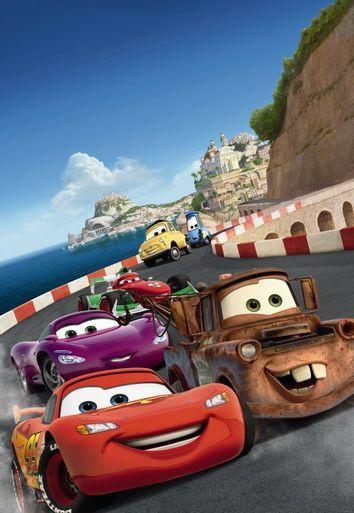 Disney Cars Wall Mural Disney Movie Cars Pinterest Disney Cars