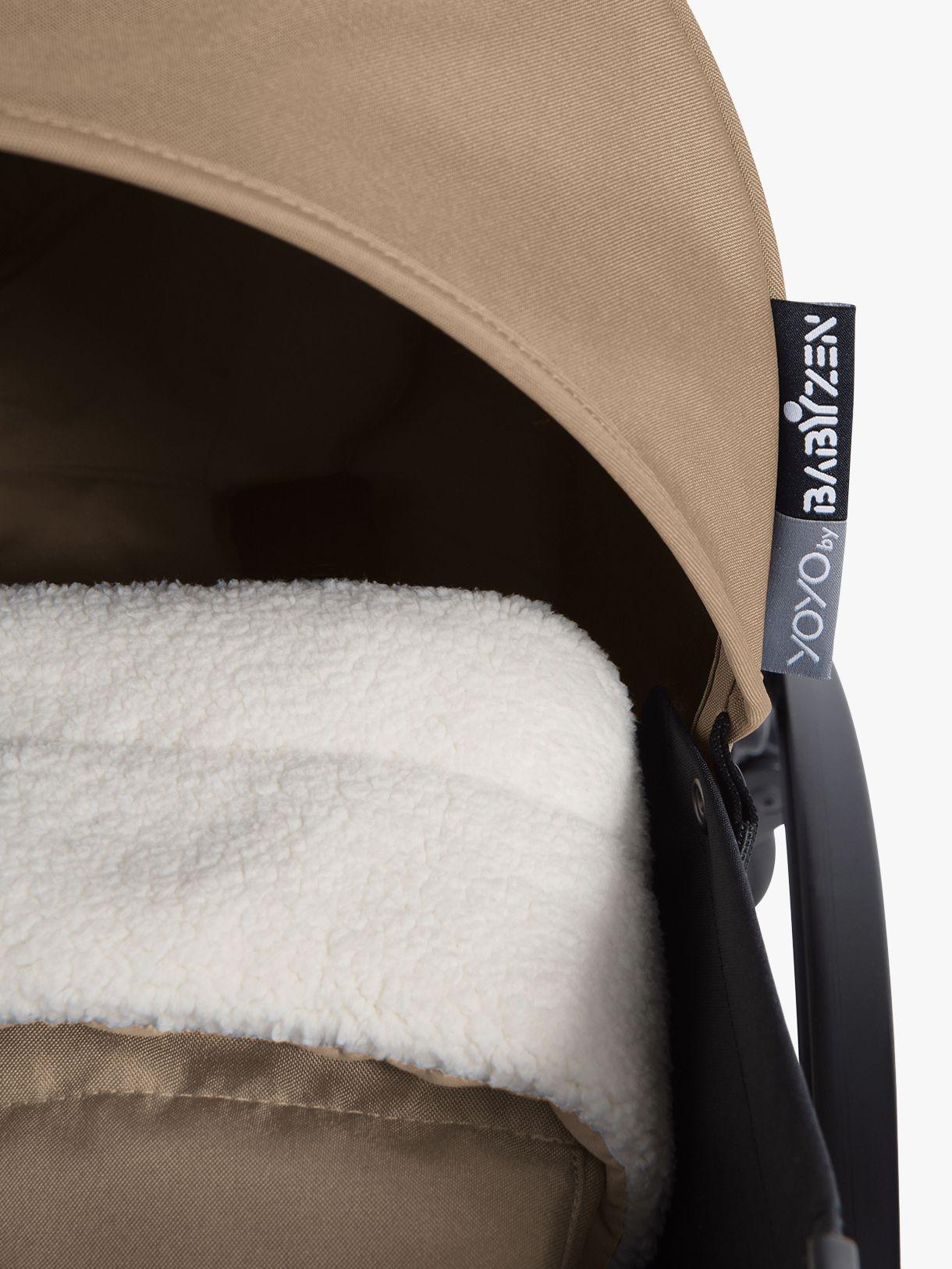 BABYZEN YOYO+ Newborn Pack Packing, Signature design