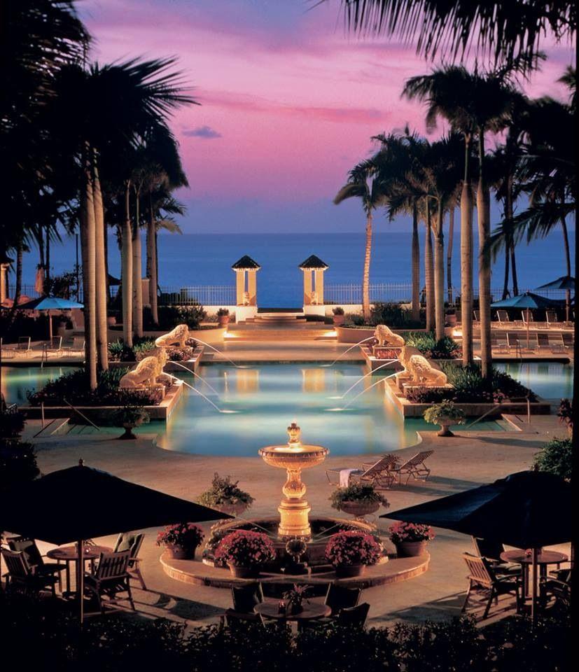 San Juan Puerto Rico The Ritz Carlton Hotel