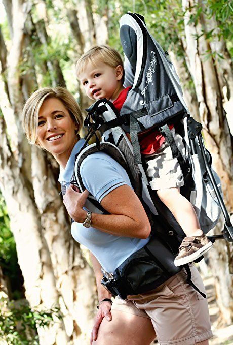 b94810ef640 Amazon.com   Kiddy Baby Back Carrier Adventure Pack