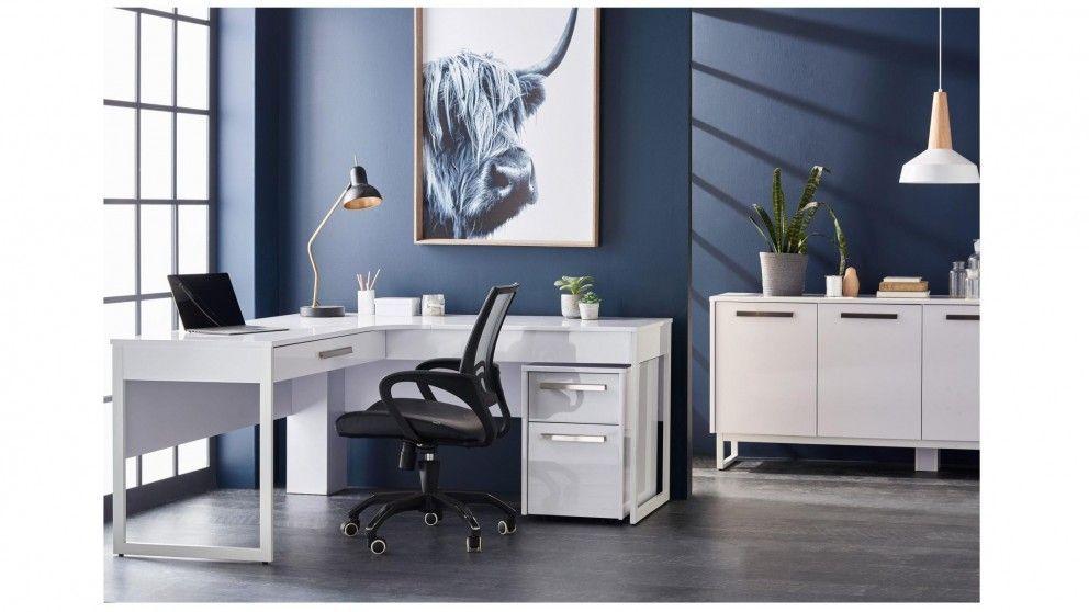 Epica Desk Set Desk Epica Lawofficefurniture Set In 2020 Office Furniture Design Office Furniture Modern Home Office Furniture