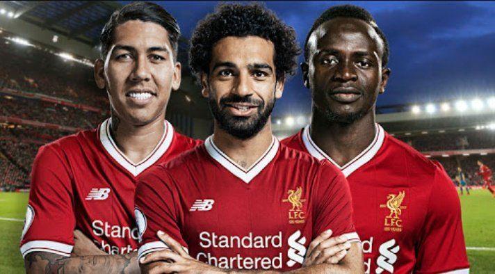 Salah, Mané And Firmino Just Broke A Record 🔥