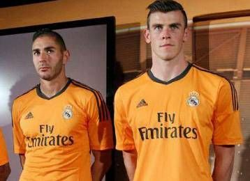 Real Madrid 2013 14 Adidas Third Kit Football Fashion Org Real Madrid Madrid Adidas