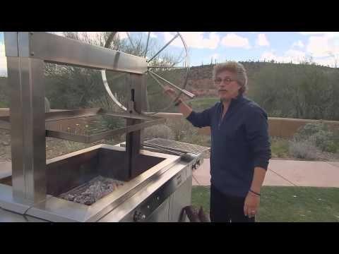 Steven Raichlen Roasts A 22lb Prime Rib On The Kalamazoo
