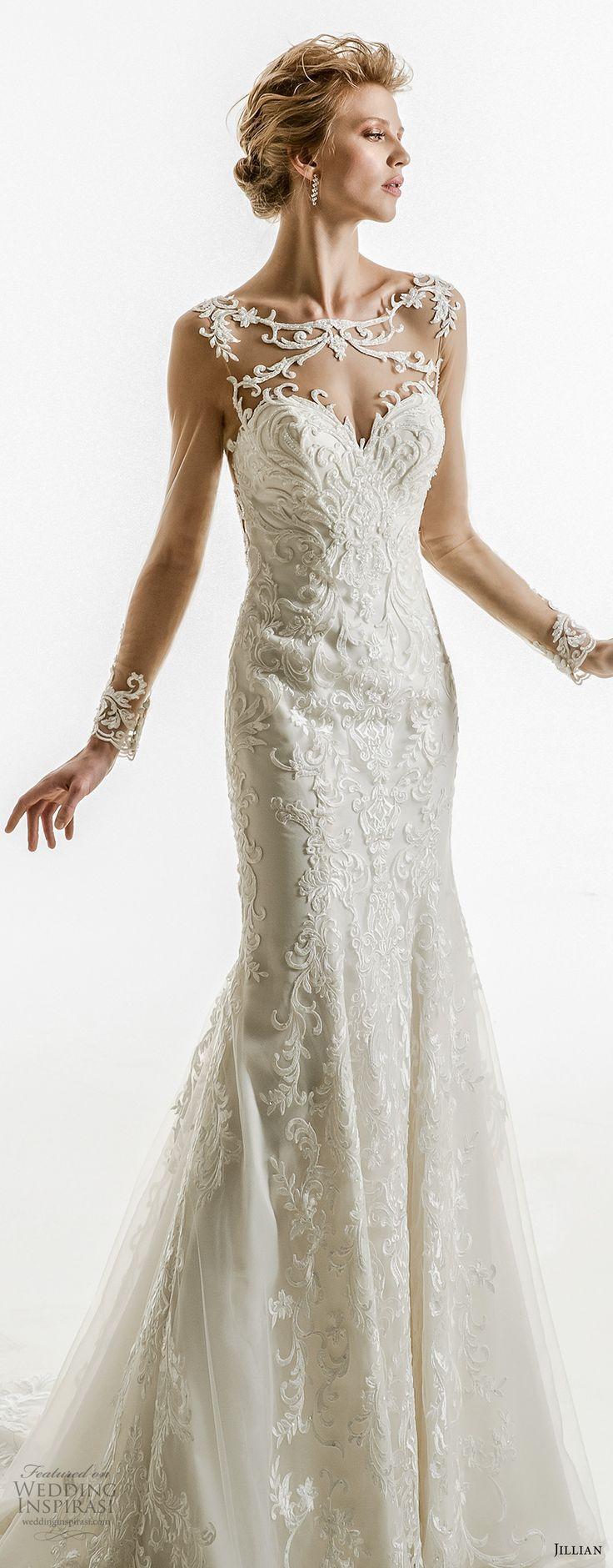 Jillian 2018 Wedding Dresses Wedding dresses, Bridal
