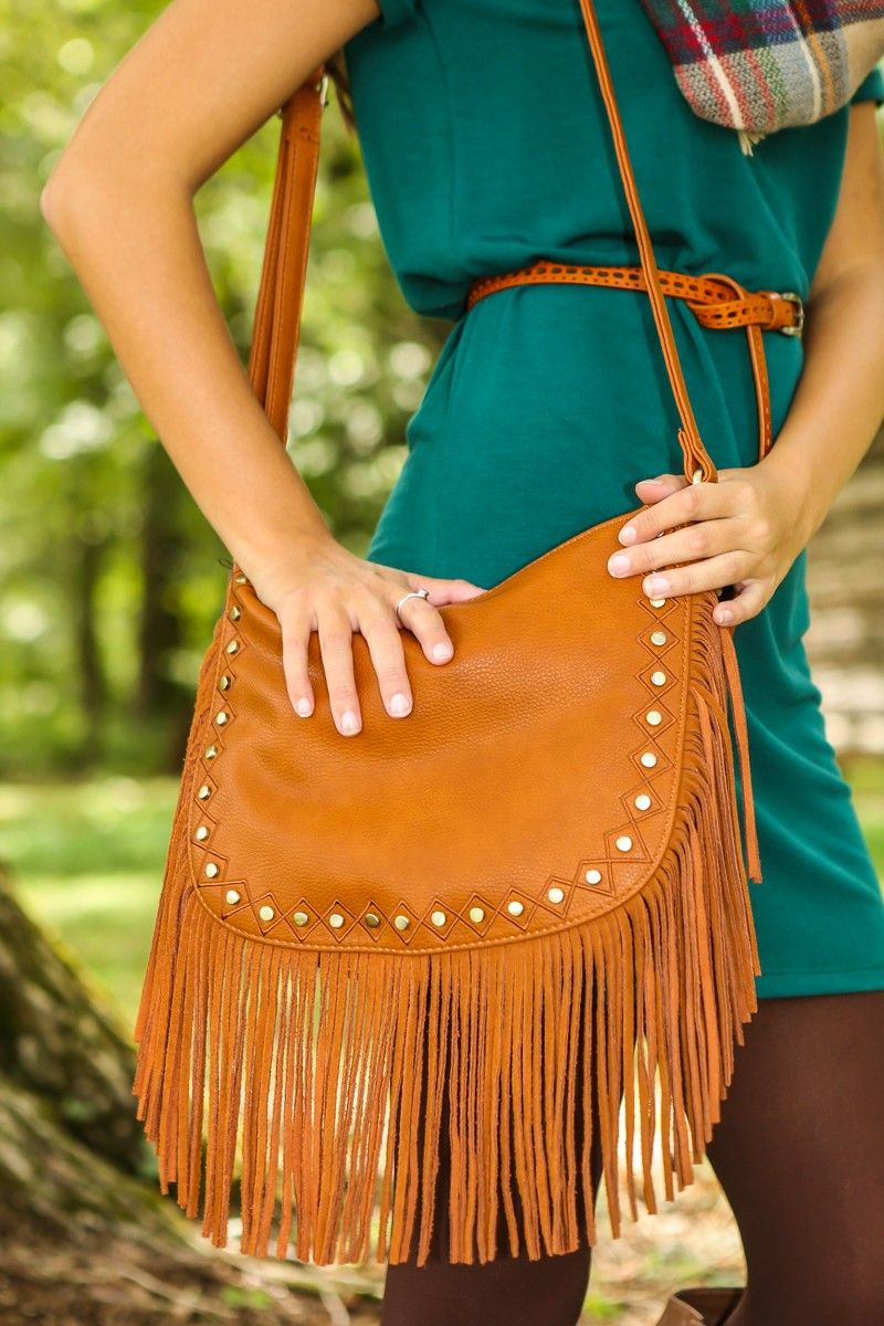 Summer Spirit Bag-Cognac - New Today | The Red Dress Boutique