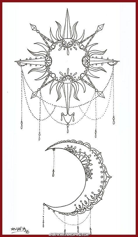 Photo of Le meilleur tatouage soleil et lune de MAFcartoons au-delà de @DeviantArt – Tats – #DeviantArt #MAFca …