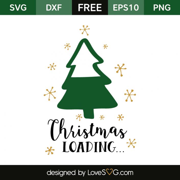 Christmas loading Christmas loading, Christmas svg