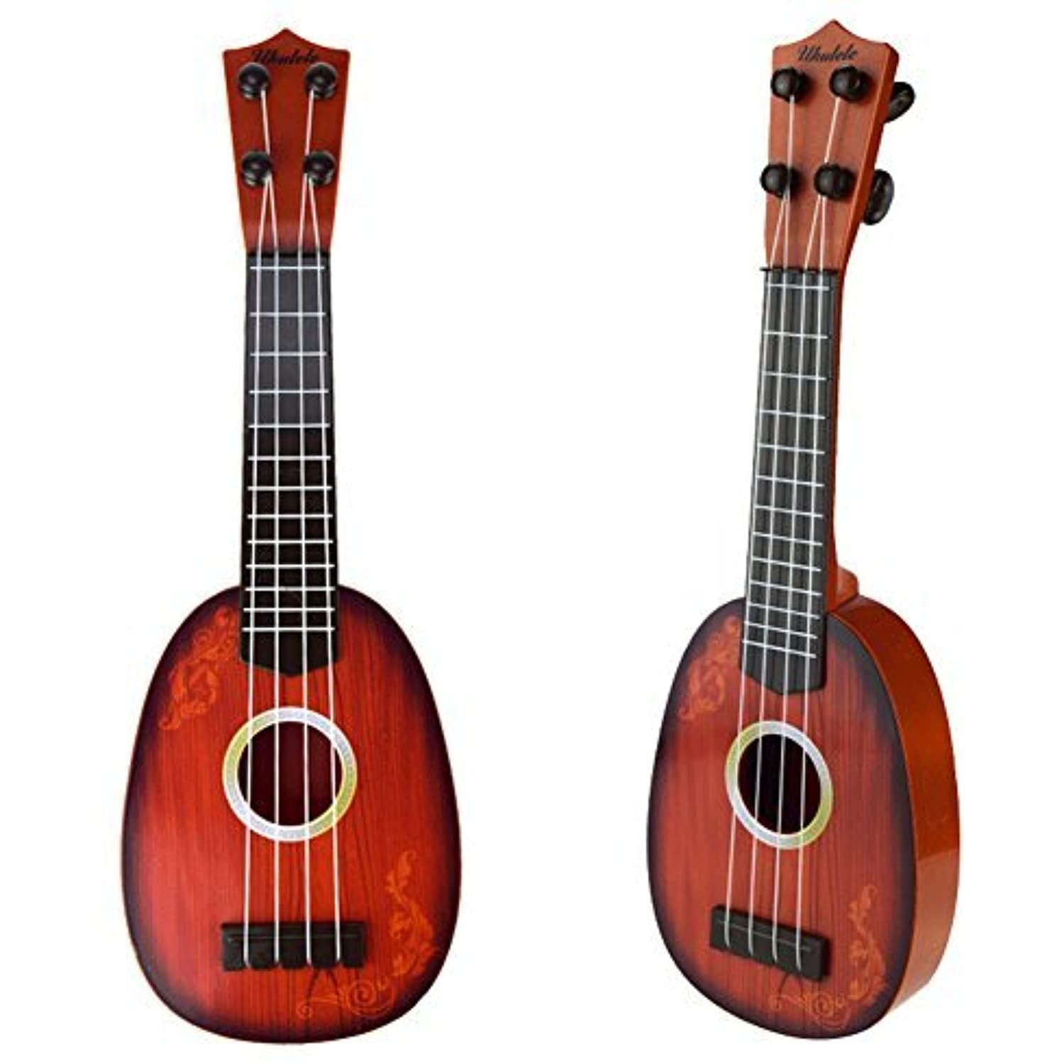 Grocery House Cute Mini Ukulele Toy for Kids, Musical