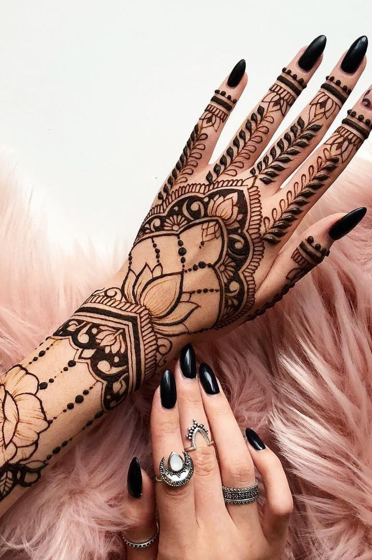 32 Free Henna Tattoo Design You Can Do Best Henna Drawings At Home New 2019 Page 7 Of 32 Eeasyknitting Com Henna Tattoo Designs Hand Henna Tattoo Designs Henna Drawings