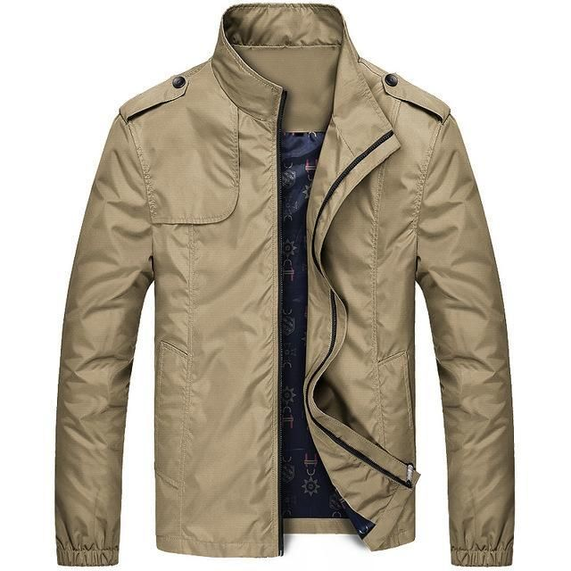 Military Tactical Jacket Casual Slim Fit M-4XL