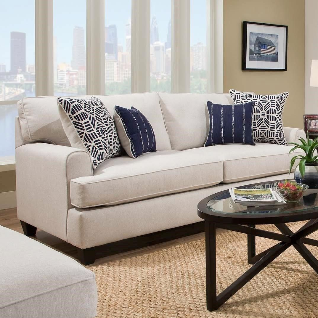 1950 Sofa By American Furniture At Miskelly Furniture