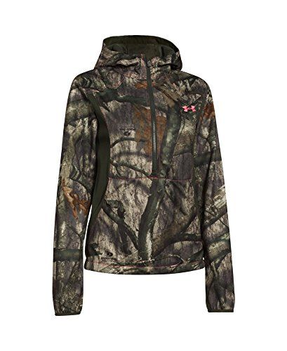 2888b5032d305 Under Armour UA Scent Control Early Season Speed Freek Hoodie (L, Mossy Oak  Treestand)