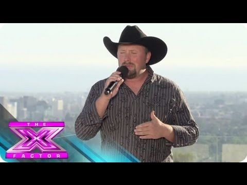 Is Tate Stevens A Keeper? - THE X FACTOR USA 2012