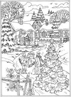 Welcome to Dover Publications From Creative Haven Winter