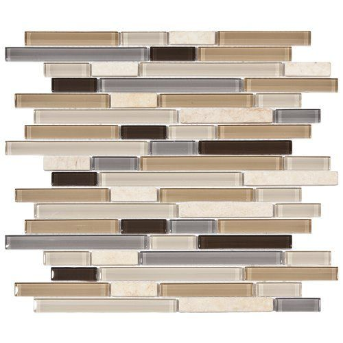 Sierra Piano River 11 3/4 x 11 3/4 Inch Glass and Stone Mosaic Wall Tile (5 Pcs/4.8 Sq. Ft. Per Case, ..., http://www.amazon.com/dp/B005SF9YWW/ref=cm_sw_r_pi_dp_2Ucirb01ZSMMV
