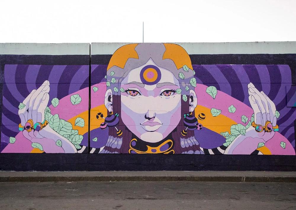 Street Art & Illustrations by POGO - Inspiration Grid ...