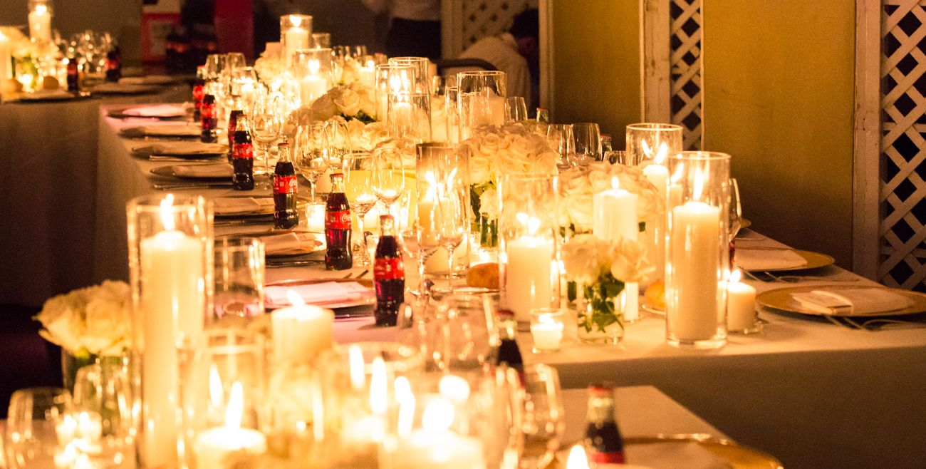 """""""We gave out all the table names, which were named after historic or monumental Brooklyn spots, or things that meant something to us. When we're not working in the city, on the weekend we're in Brooklyn, or at night we're in Brooklyn when we're hanging out."""" http://www.thecoveteur.com/kahlana-barfield-wedding/"""